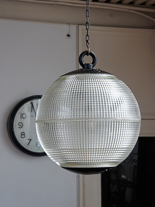 Lighting house of fer travail boule glass pendant lamp mozeypictures Images